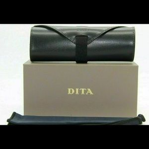 DITA EYEGLASSES SUNGLASSES & Eyeglass Case/Cloth